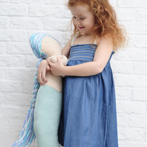 Mermaid Cuddly Toy
