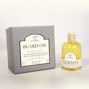 Hermes Beard Oil - shaving