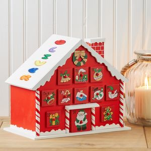 Advent Cottage - advent calendars