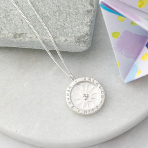 Blossom Mandala Necklace - necklaces & pendants