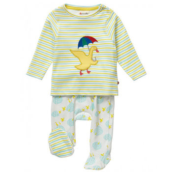 Puddle Duck Baby Set