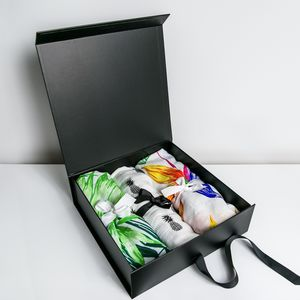 Luxury Multi Use Muslins Gift Box. Select Your Prints