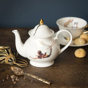 Trapeze Small Teapot - tableware