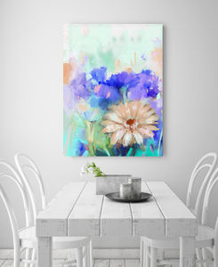 In Bloom, Canvas Art
