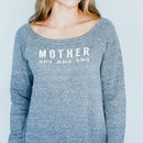 Personalised Mother Jumper