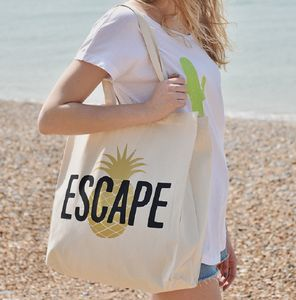 Escape Tote Bag - summer sale