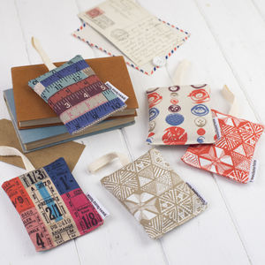 Classic Range Of Lavender Bags