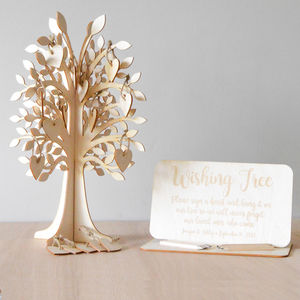 Wedding Wishing Tree - albums & guest books