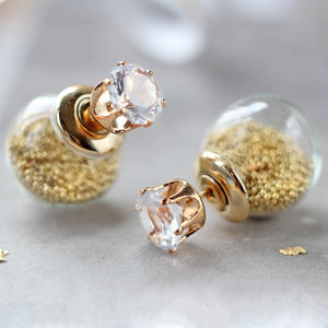 Bauble Two Way Earrings