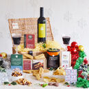 Mulled Wine And Merry Making Hamper