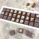 Personalised Birthday Chocolate Gift Box