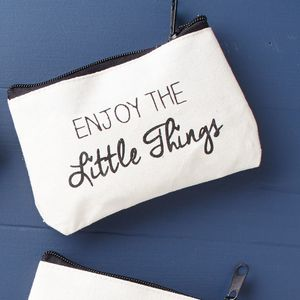 Little Things Coin Purse - summer sale