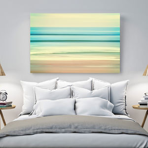 Pacific Lines, Canvas Art - nature & landscape
