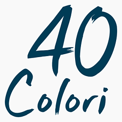 40 Colori - Made in Italy