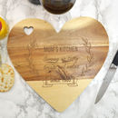 Personalised Chopping Board For Mum