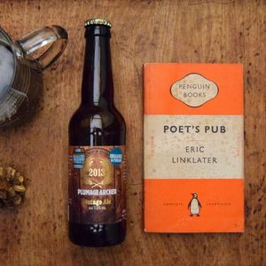 Book And Whisky Aged Craft Beer Gift Set