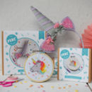 Always Be A Unicorn Craft Kit Gift Set