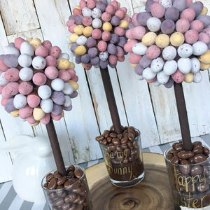 Personalised Cadbury's Mini Egg Sweet Tree - easter chocolates
