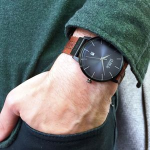 Gents Wallop Watch - gifts for him