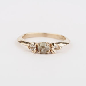 Relic Diamond Engagement Ring