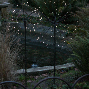 Solar Dandelion Outdoor Stake Light