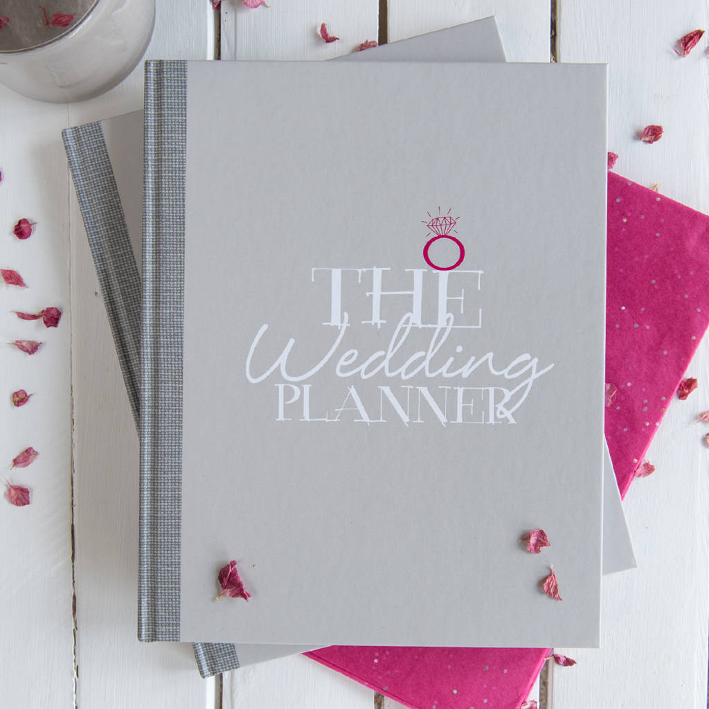 wedding planner hen party book guest book package by illustries