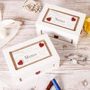 Personalised Best Mum Or Nana Trinket Box Gift