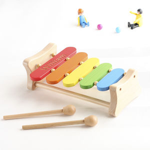 Personalised Rainbow Xylophone - toys & games