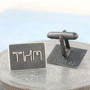 Personalised Dad Cufflinks
