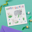 Easter Lamb Card