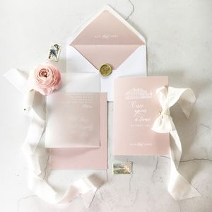 Ever After Invitation Suite