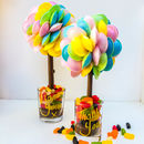 Personalised Flying Saucer Sweet Tree