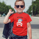Personalised Children's Pirate T Shirt