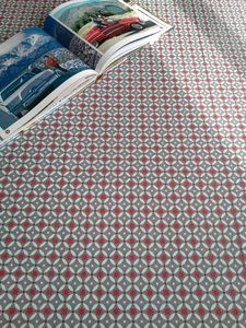 Red Stars - Vinyl Floor Tiles - tiles & tile stickers