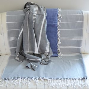 Hamam Sofa Throw - blankets & throws