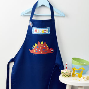 Boys Personalised Apron