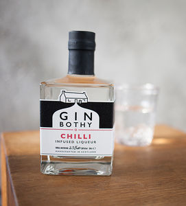 Chilli Liqueur Gin - spirits & cocktails