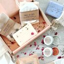 Create Your Own Personalised Letterbox Vegan Pamper Set