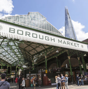A Taste Of Borough Market Experience For Two