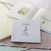 Personalised Tale Of Peter Rabbit Gift Boxed Book - christening