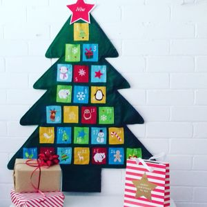 Personalised Advent Calender - advent calendars