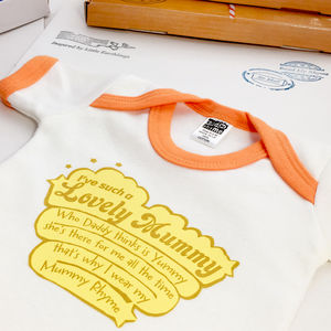 Yummy Mummy Baby Shower, New Baby Gift