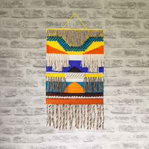 African Inspired Wall Decoration