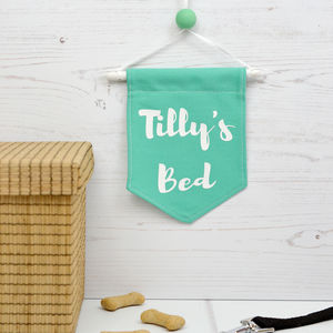 Personalised Pet Banner