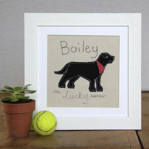 Labrador Personalised Picture