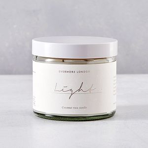 Evermore Light Natural Candle 250ml