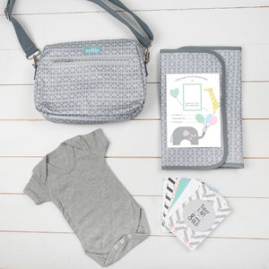 Baby Shower Or New Baby Unisex Gift Set - gift sets