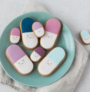 Cute Biscuit Pills