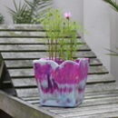 Recycled Plastic Pots
