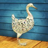 Duck Solar Garden Light - garden